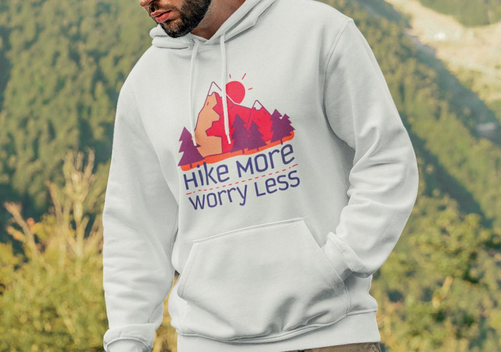 custom men hoodies