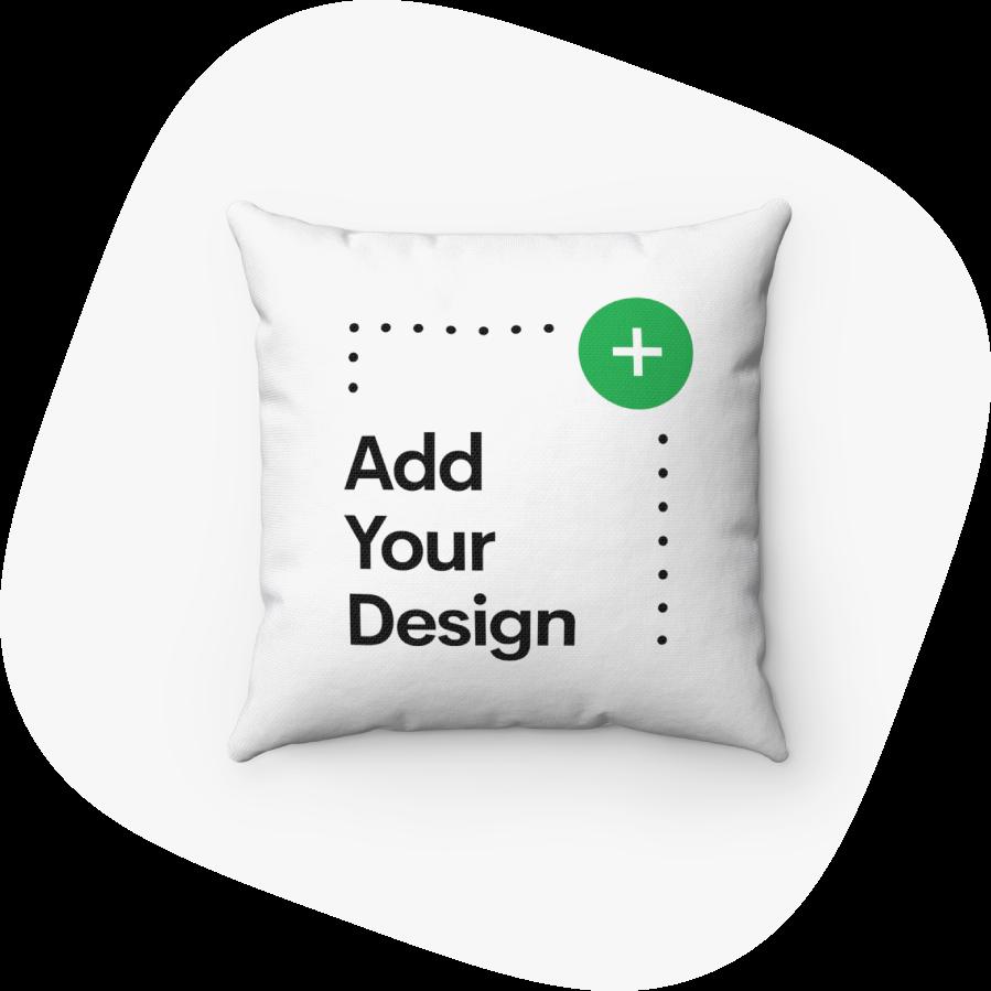 design custom pillows