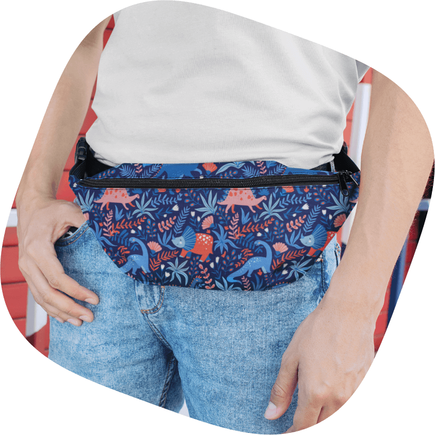 6 reasons why fanny packs are the best bags ever 6