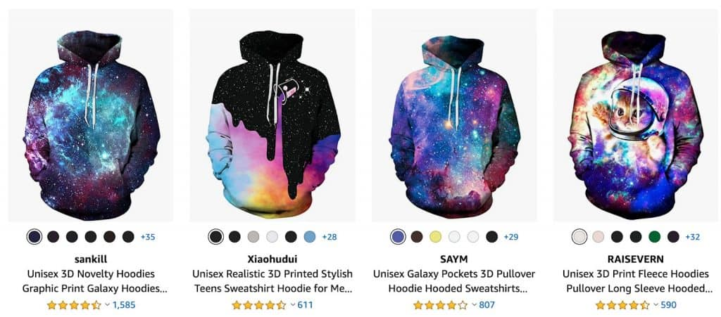Galaxy Hoodie: Out of style or trendsetter? 6
