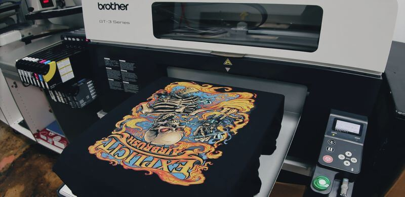 How to start a t-shirt business - Technology and t-shirts