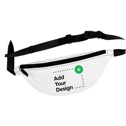 add your design on fanny pack