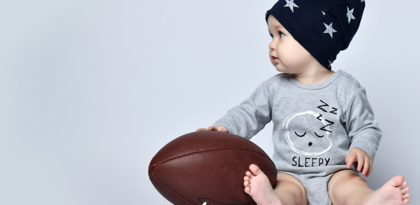 Custom baby clothes: what's trending?