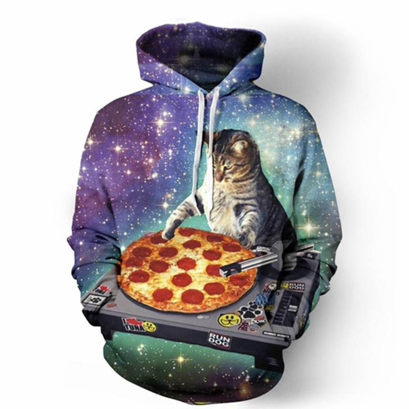 Galaxy Hoodie: Out of style or trendsetter? 11