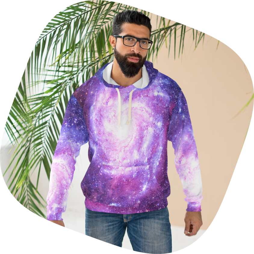 Galaxy Hoodie: Out of style or trendsetter? 1