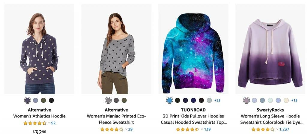 Galaxy Hoodie: Out of style or trendsetter? 7