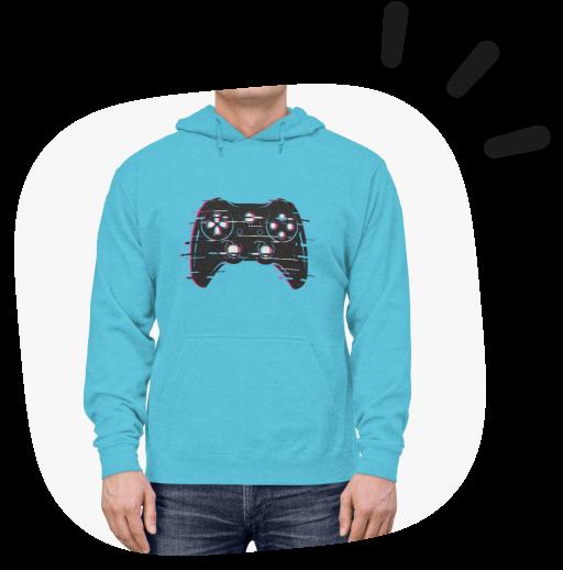 spring unisex hoodie