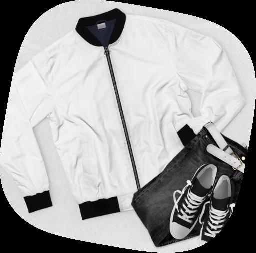 bomber custom jacket