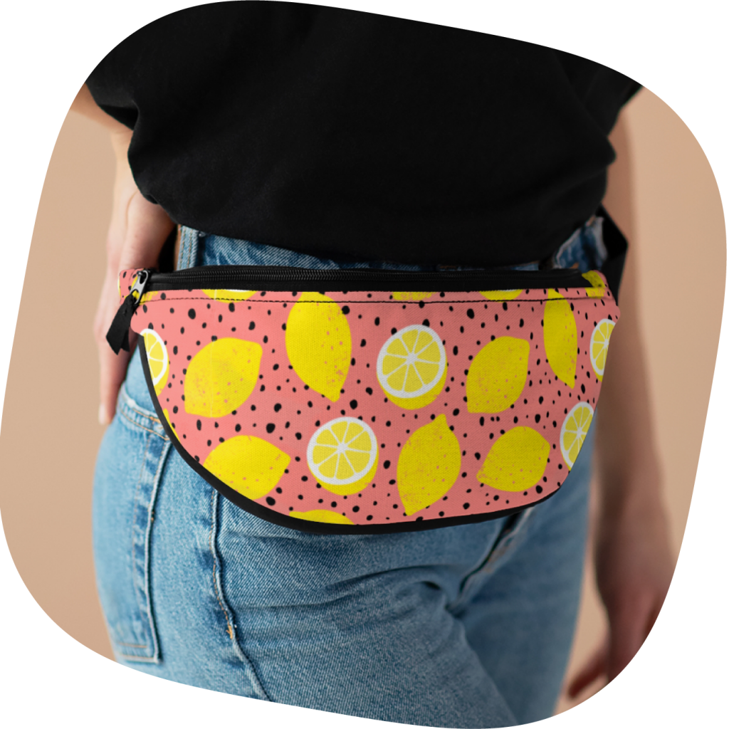 things to sell on etsy fanny packs