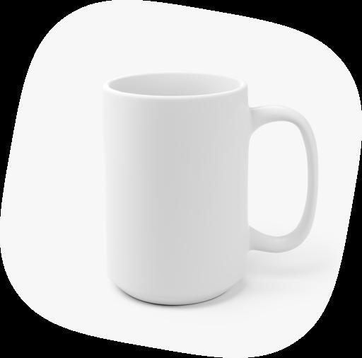 print on demand mugs for europe