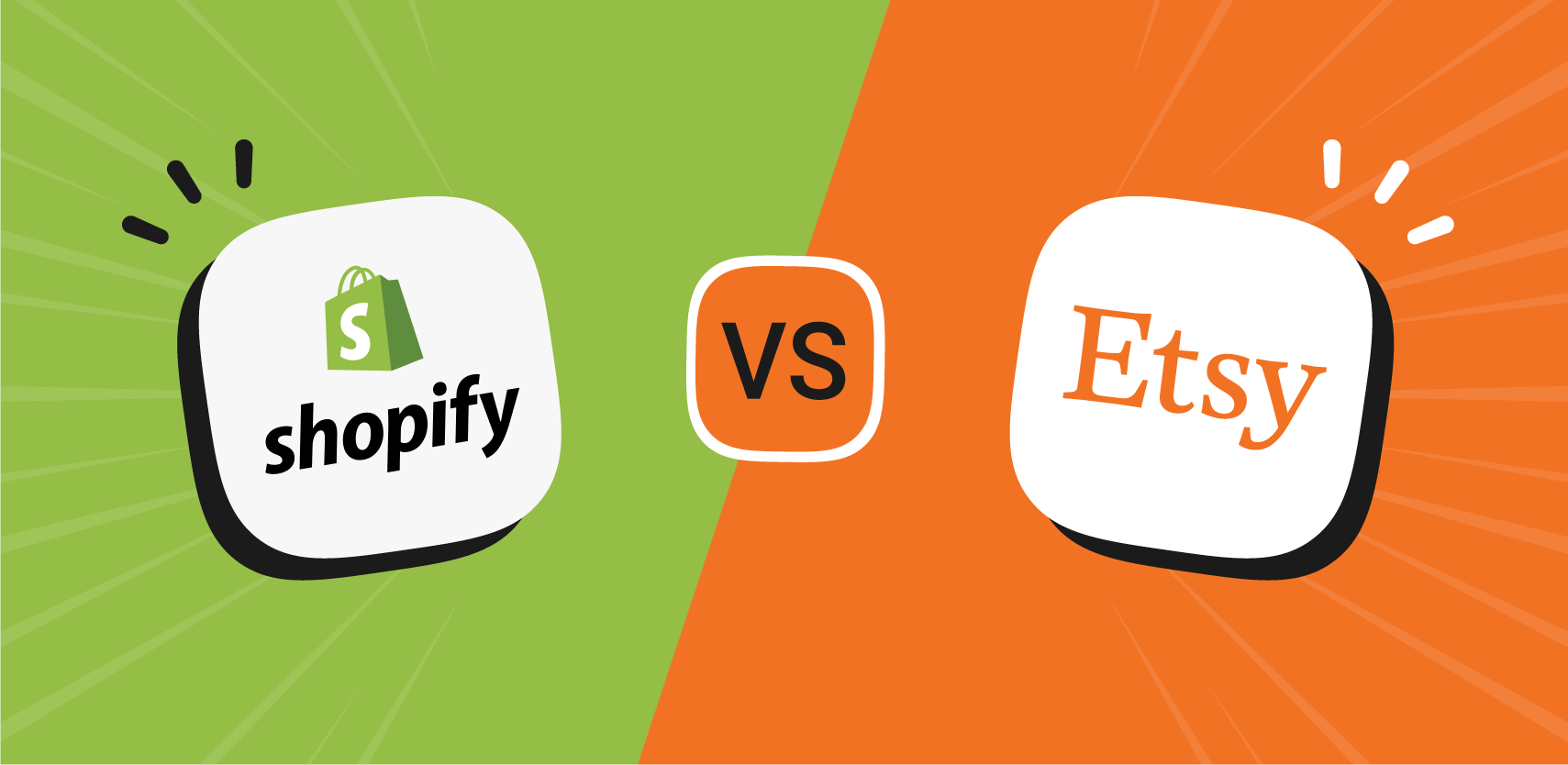 Shopify vs. Etsy: Which is the best eCommerce platform for your store?