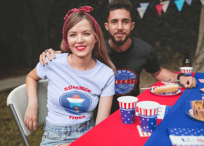 Best selling design ideas for 4th of July t-shirts in 2020 6