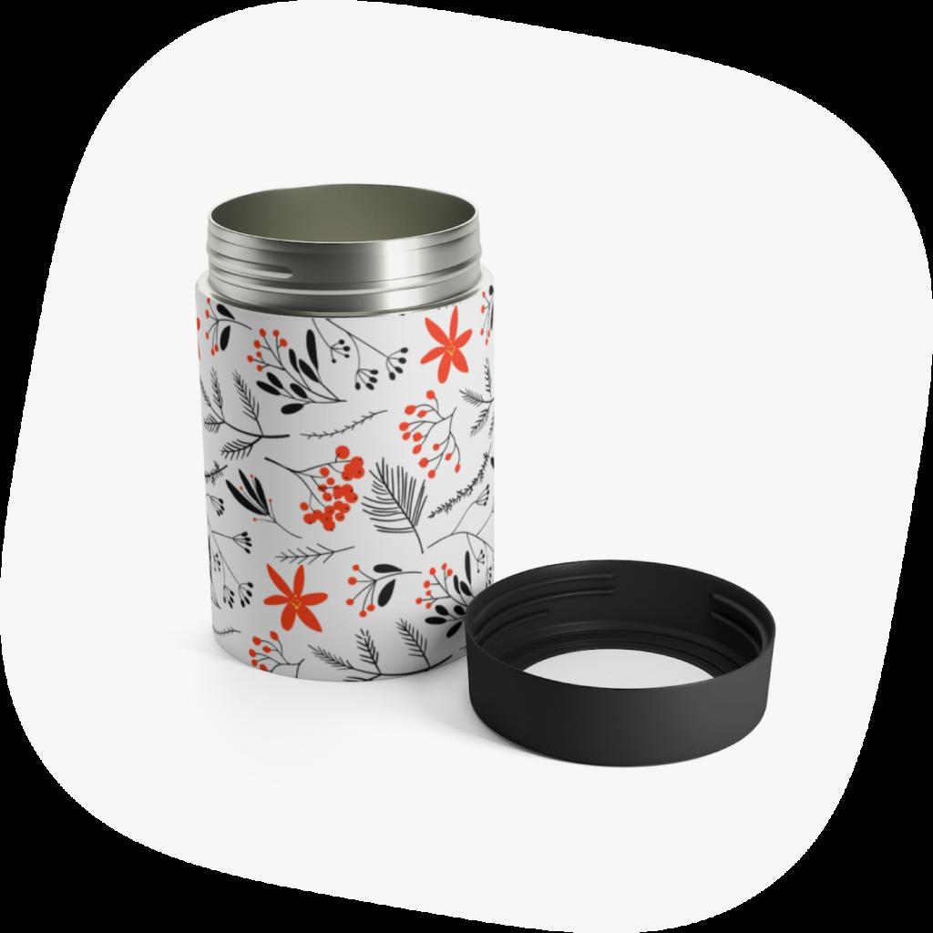 custom can holder