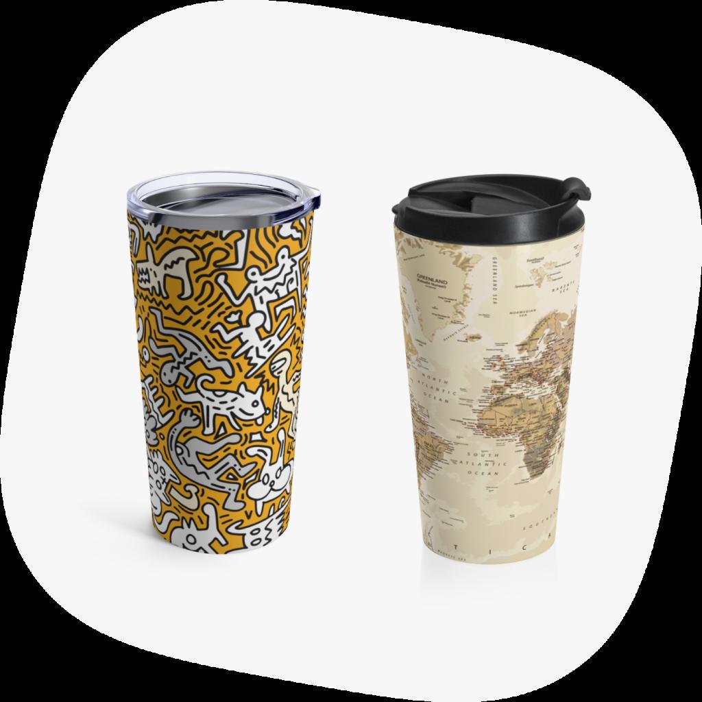travel mug vs tumbler