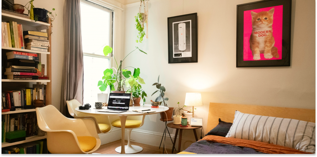 Home office desk decor ideas that will make you want to hustle 4