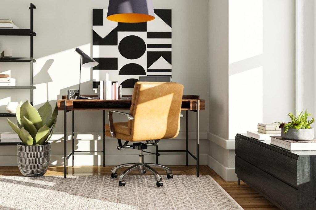 Home office desk decor ideas that will make you want to hustle 3