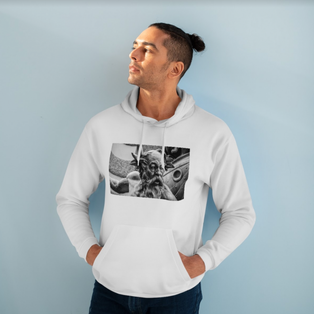 hoodie with photography