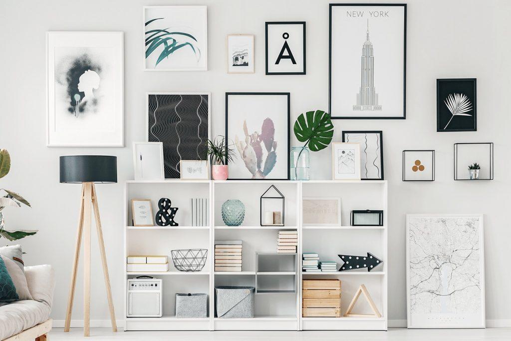modern home decor wall art