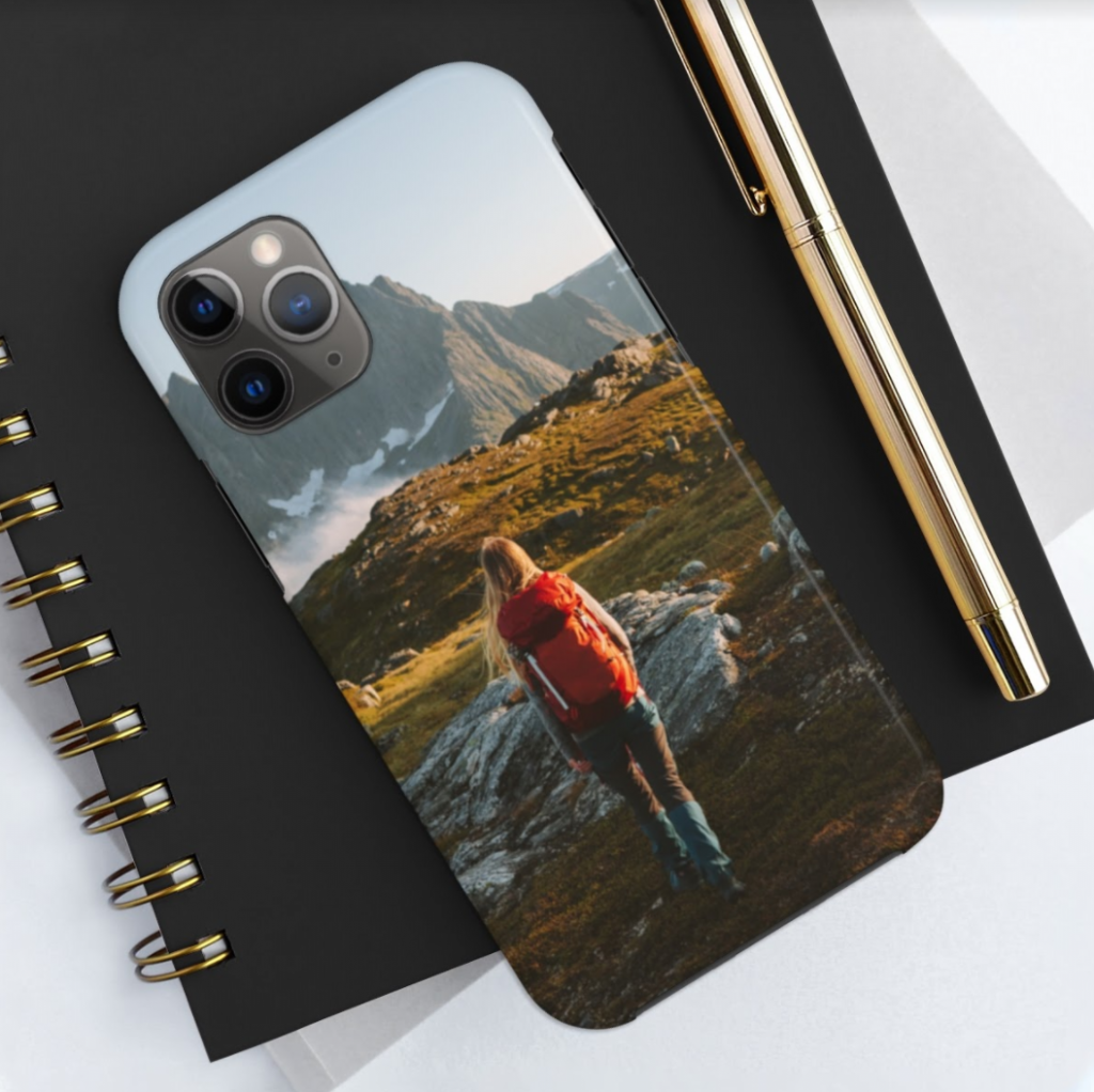sell photography on a phone case