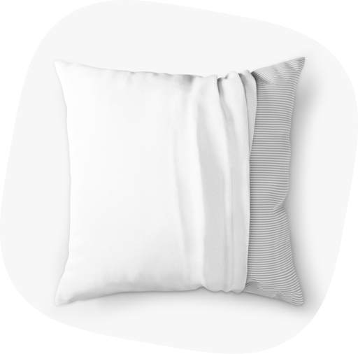 design modern home decor pillow case