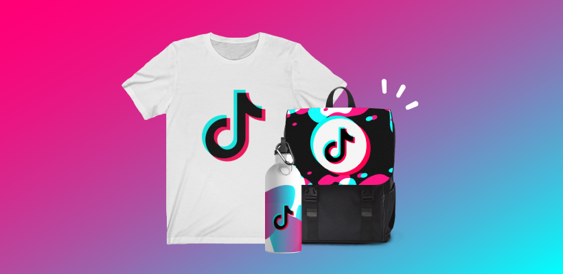 How to make money on TikTok with merch?