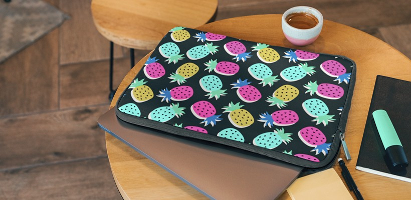 Design your own laptop sleeve: Amazon & Etsy bestsellers for inspiration