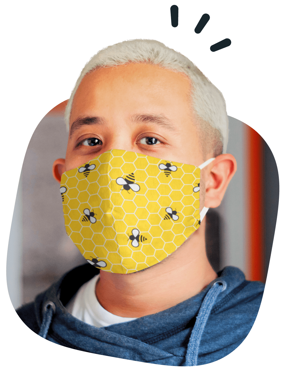 Custom Face Mask | Personalized Cloth Face Masks