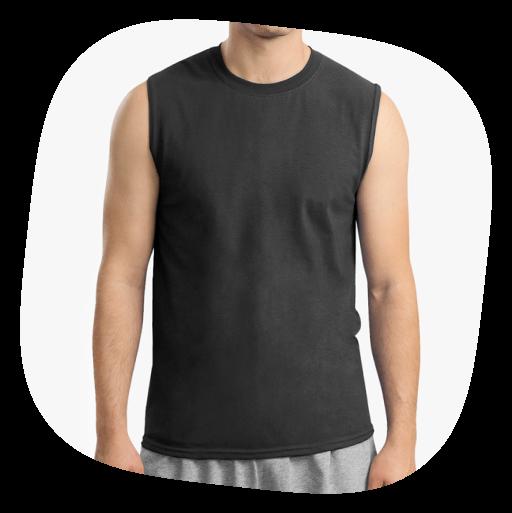 Men's Ultra Cotton Sleeveless Tank