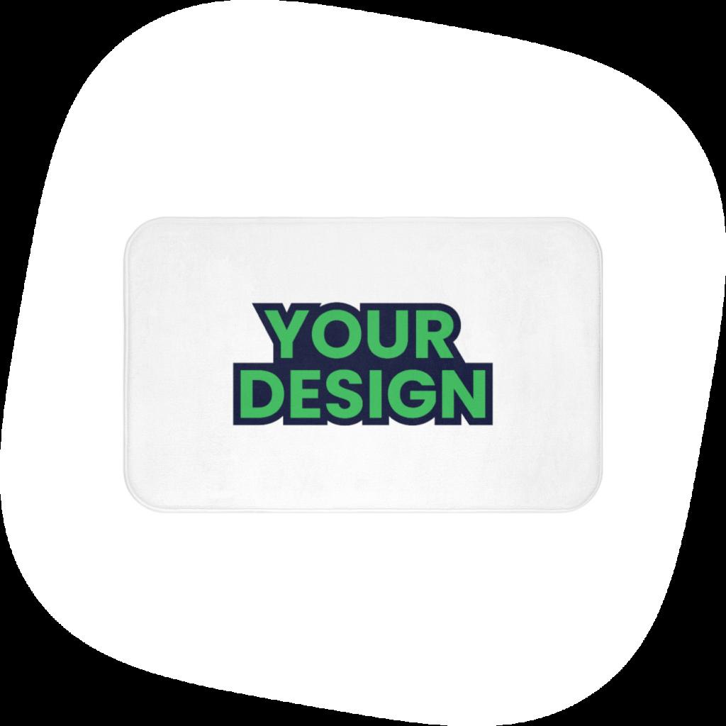design your own bath bat