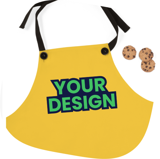 design your own aprons