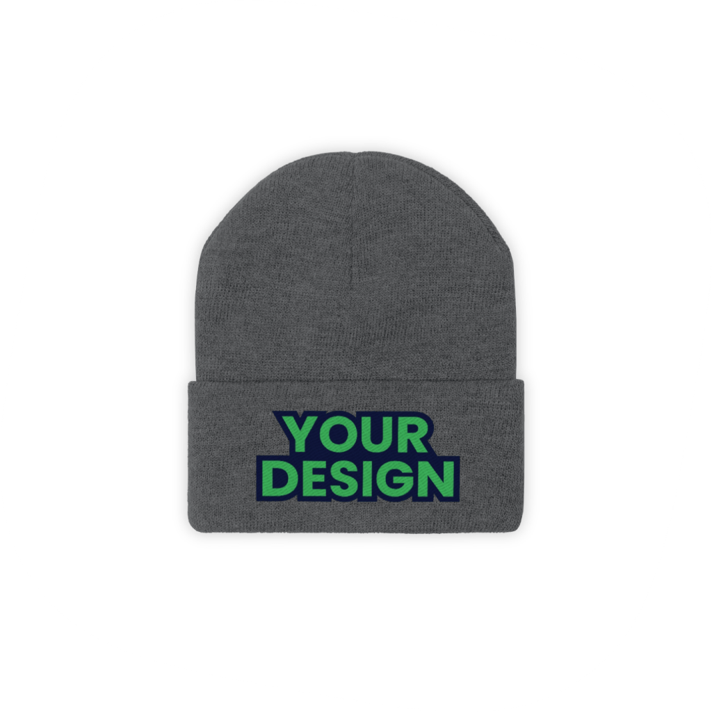 design your own beanie