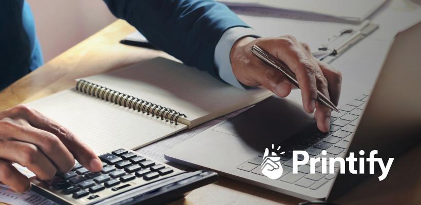 Understanding sales tax with Printify
