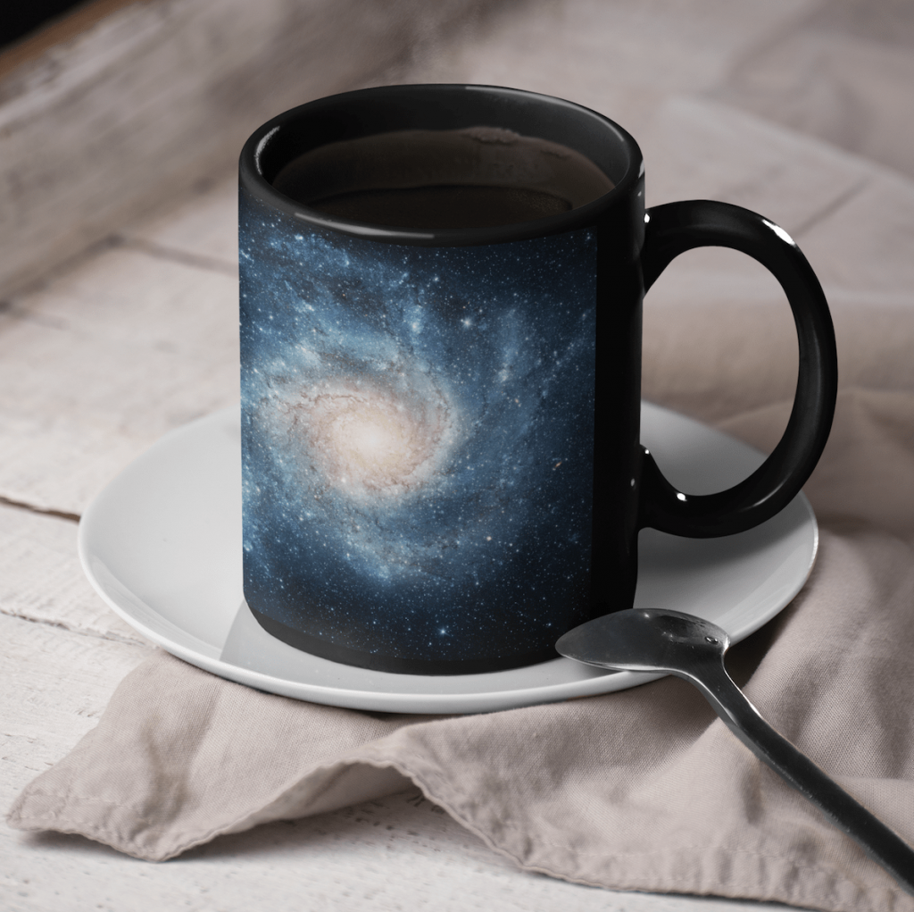 Great Ideas For Customizing Black Coffee Mugs