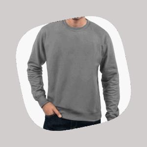 AWDIS JH030 Men's sweatshirt