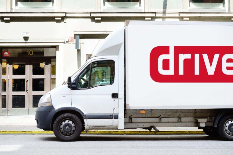 drive fulfillment center