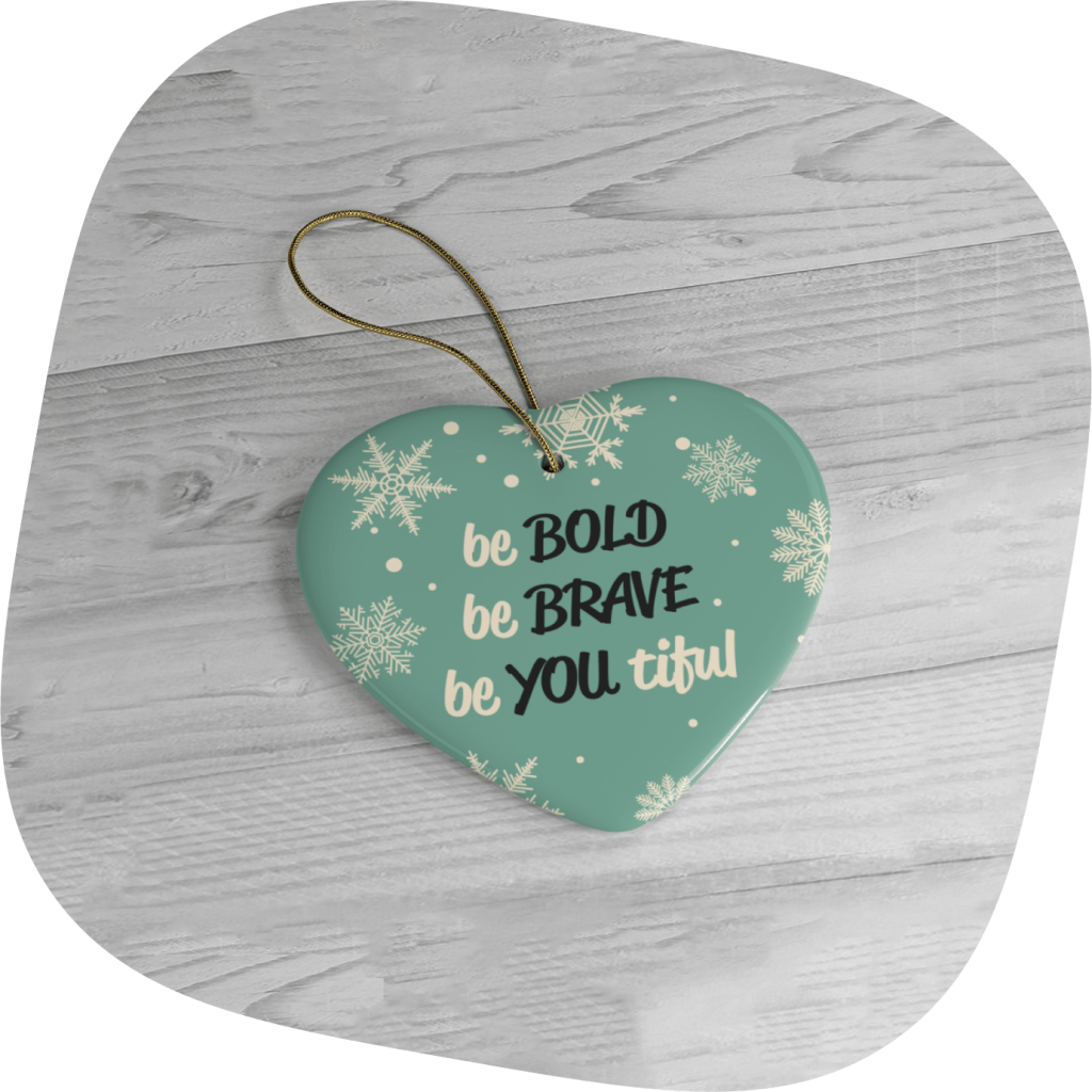 Personalized Christmas Ornaments | Make Your Own