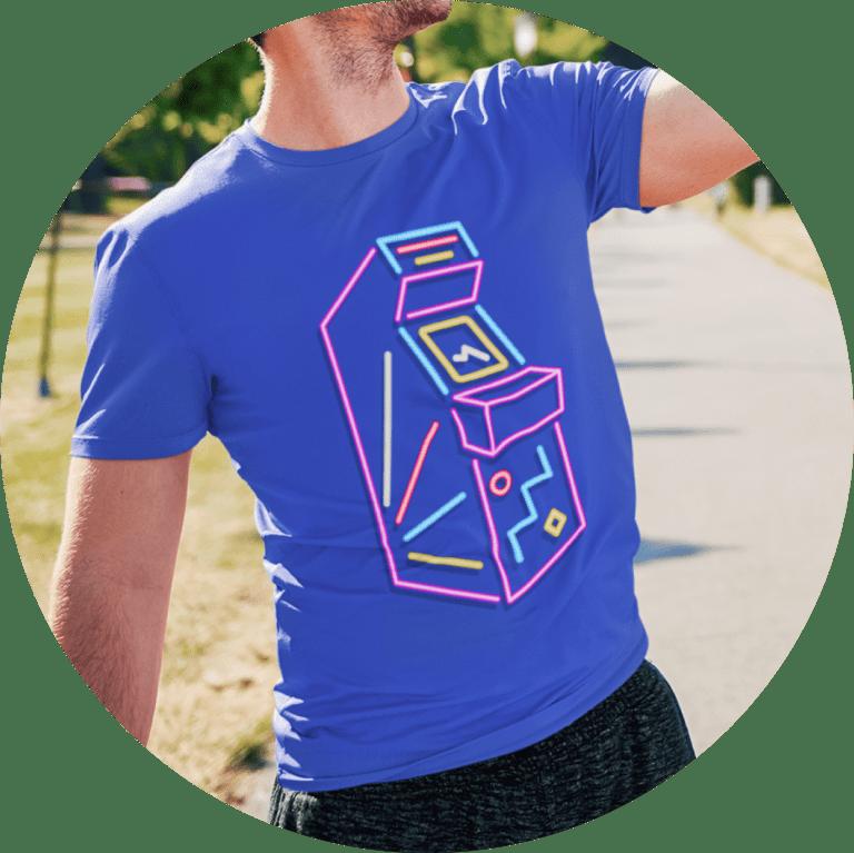 Retro 80s T-shirts