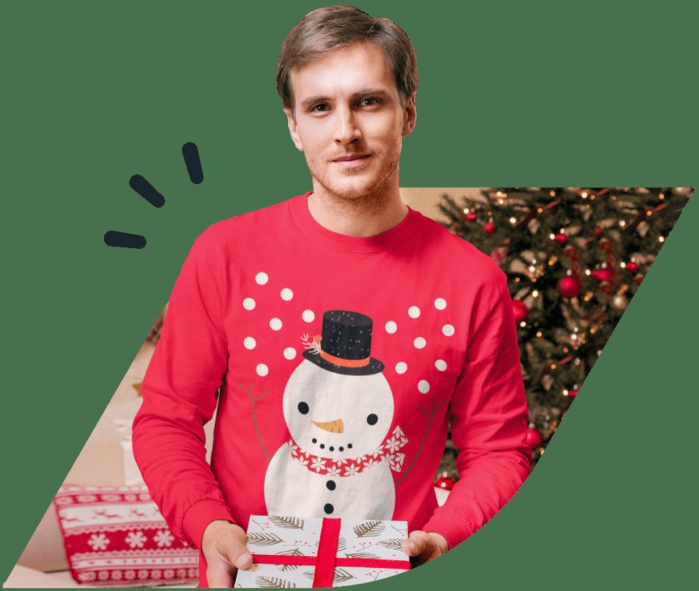 Custom Ugly Christmas Sweaters