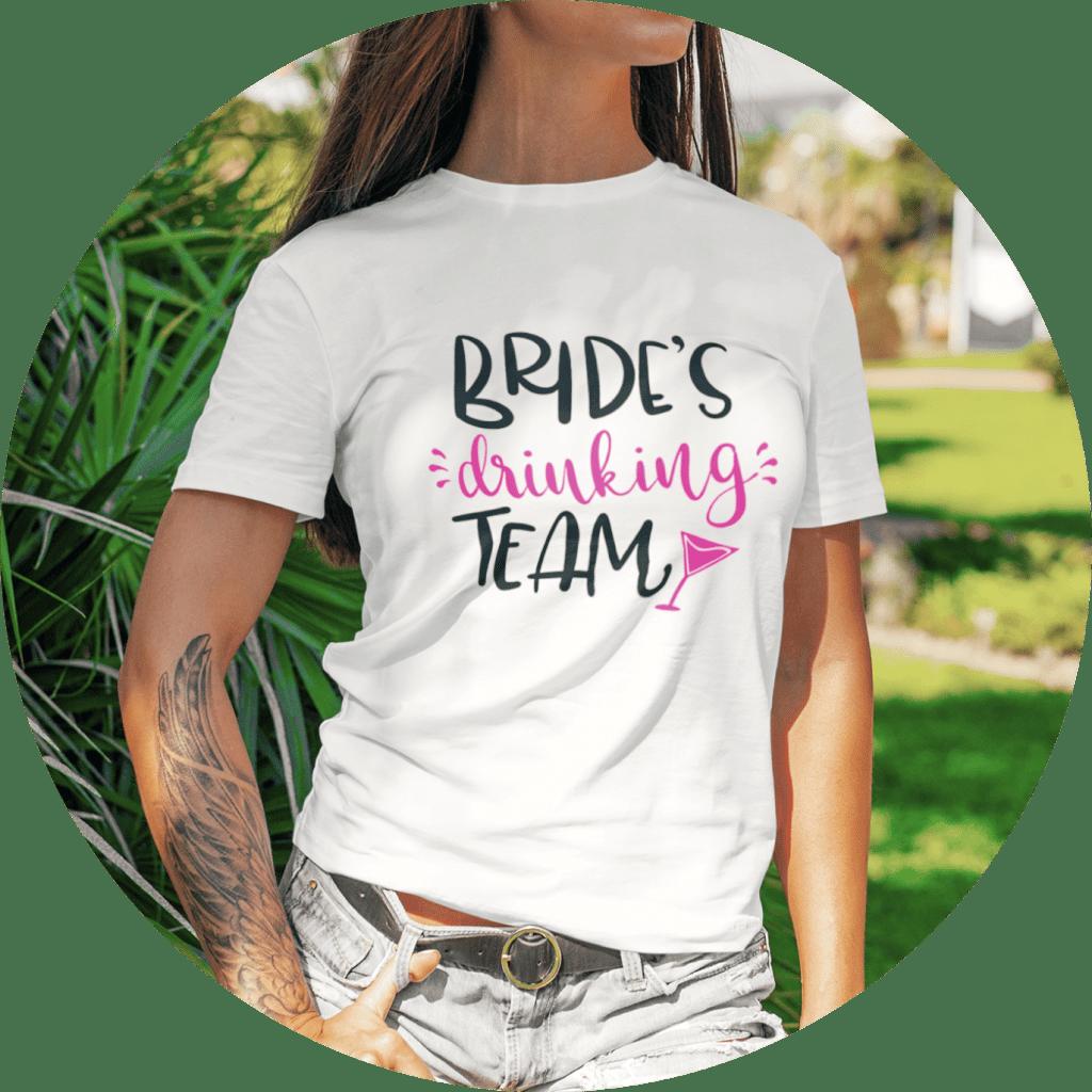 Funny Bachelorette Shirts