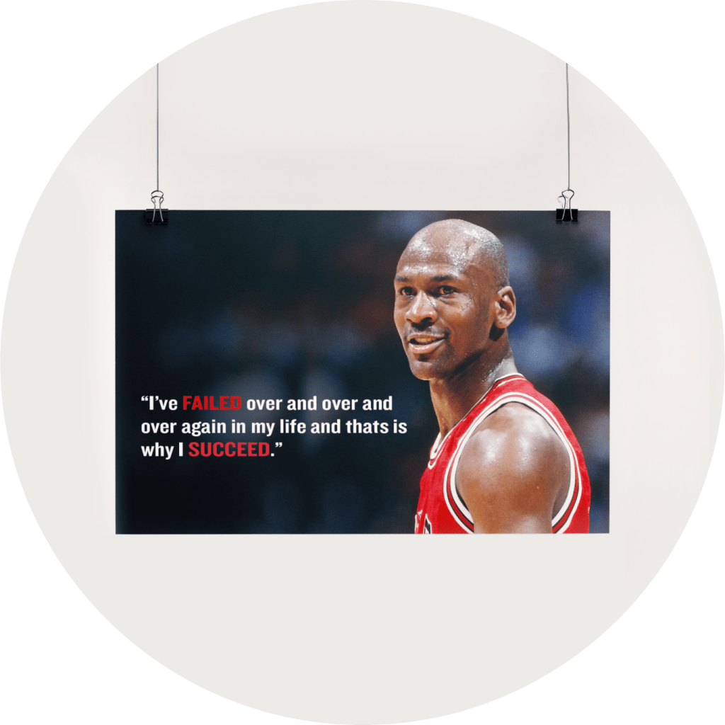 inspiring sports posters