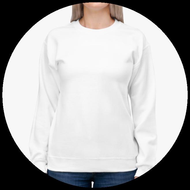 Unisex Crewneck Sweatshirt For Chirstmas