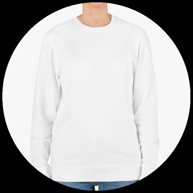 Unisex Rise Sweatshirt For Christmas