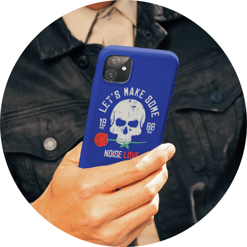 Custom Band Merch Phone Cases