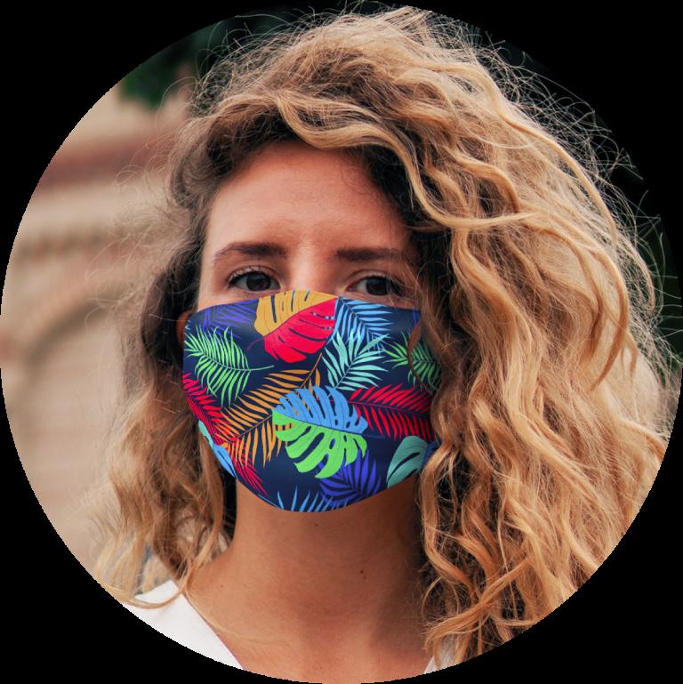 Custom Face Mask Custom Snug Fit Mask