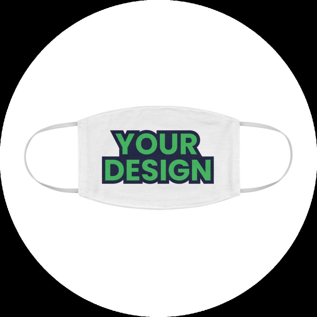 Custom Face Mask Make Your Design