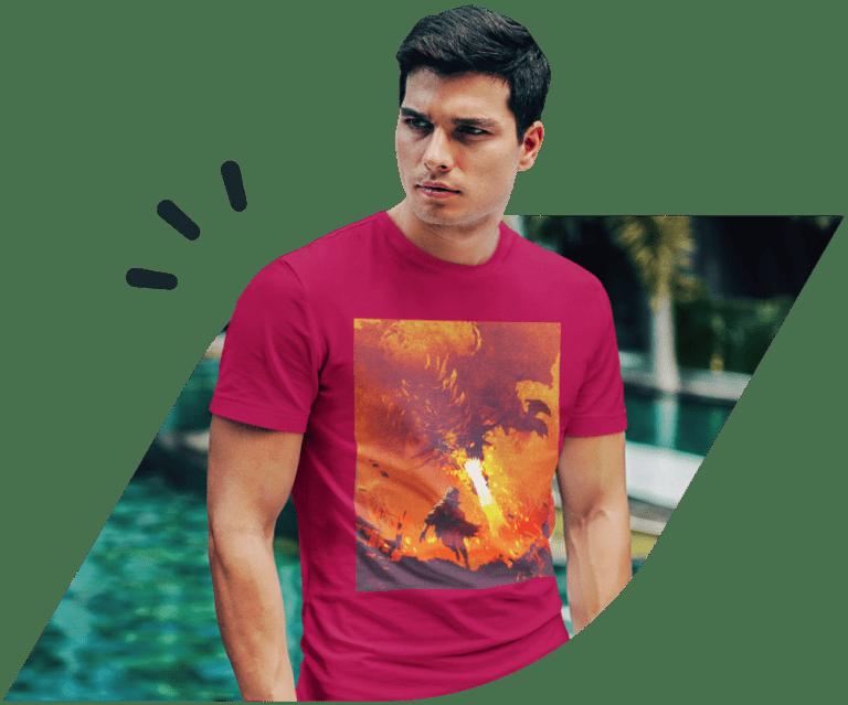 Custom Fantasy T-shirts