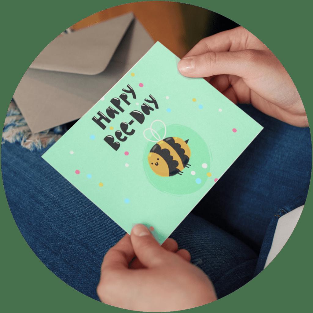 Custom Greeting Cards Birthday Cards