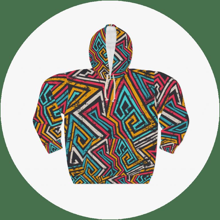 Custom Hoodie All Over Print