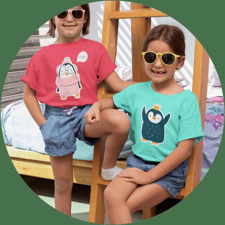 Custom T-shirt Children T-shirt