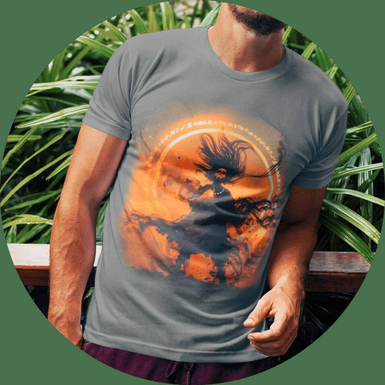 Fantasy T-shirts Arcane Fantasy